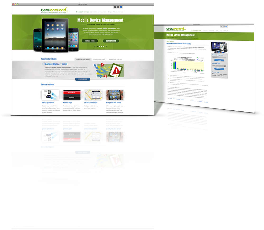 Tech Orchard Creative Websites Consulting Firms Web Design