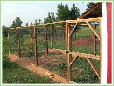 The Chicken Yard Chicken Diy Chicken Coop Chicken Fence