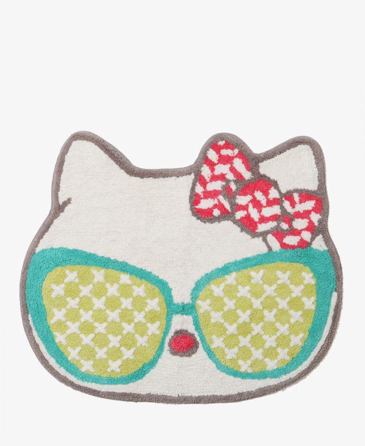Hello Kitty Bath Rug Hellokittyforever I Wish Had A Bathroom To Put This