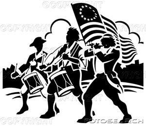 american revolution for american history mural revolutionary era rh pinterest com american revolutionary war clipart american revolutionary war clipart