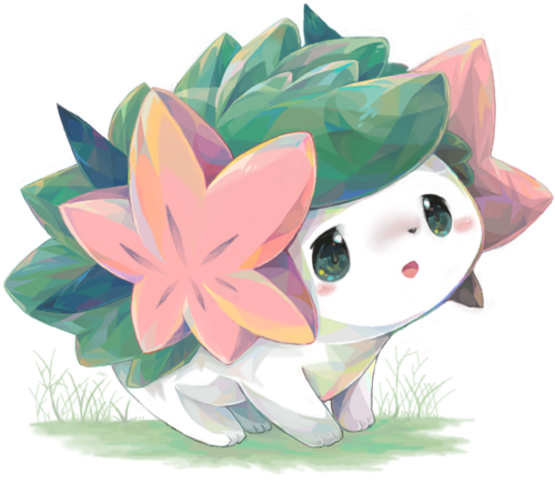 I now know that this is Shaymin. At least ten people have