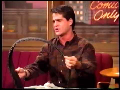 """▶ TODD GLASS on """"COMICS ONLY"""" with PAUL PROVENZA (1991) - YouTube"""