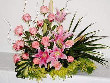 50 Arranjos De Flores Artificiais Para Igreja Maes Namorada