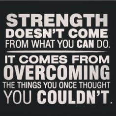 Im Stronger Than You Think Google Search Notable Quotes Life