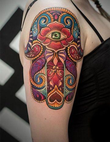 Increibles Tatuajes Hindues Y Sus Significados Tatuaje De Mano Hamsa Tatuajes Espirituales Diseno De Tatuaje Hamsa