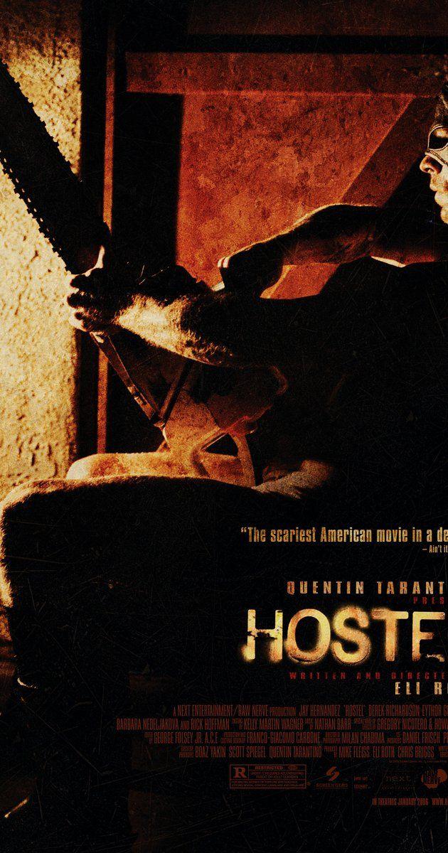 Directed By Eli Roth With Jay Hernandez Derek Richardson Eythor