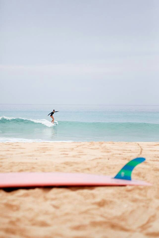 Lonely, but Still Have Fun!!! Surf and Freedom