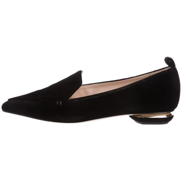 Pre-owned - Patent leather flats Nicholas Kirkwood N6wDcIT