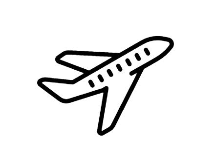 Airplane Take Off Icon Airplane Icon Icon Plane Drawing
