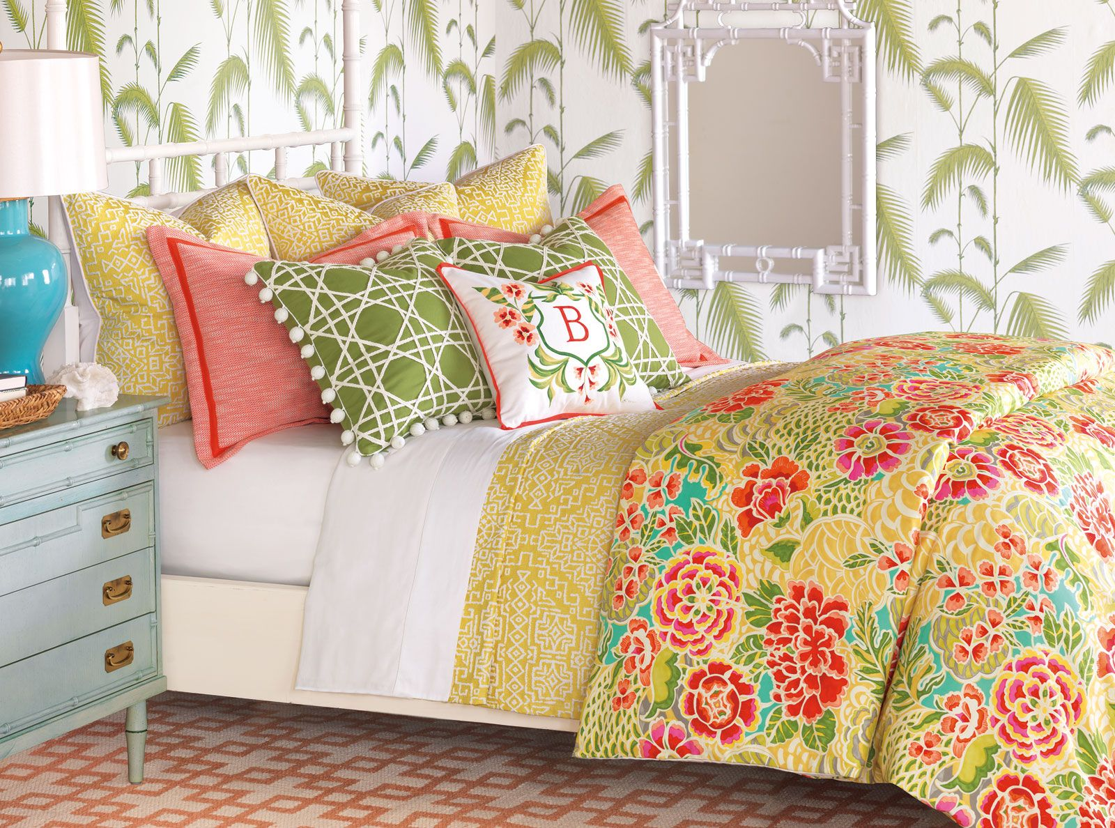Barclay Butera Luxury Bedding By Eastern Accents   Coconut Grove Collection
