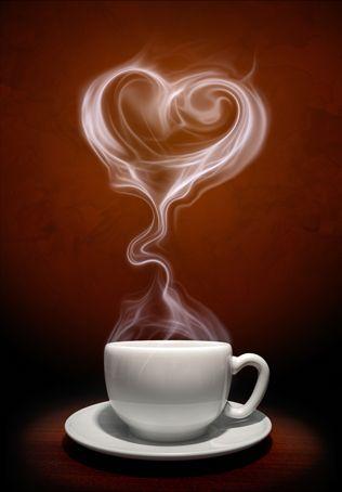 coffee cafe coeur j aime le cafe