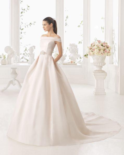 This Stunning Blush Bridal Gown Has Just Arrived In Our Sydney Boutique Vestidos De Novia Vestidos De Novia Nuevos Moda Nupcial