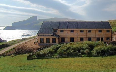 Fair Isle Bird Observatory and Guesthouse.   Shetland   Pinterest ...