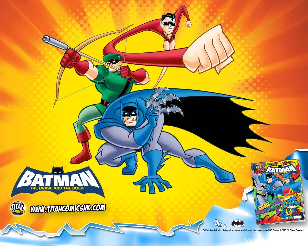 Batman The Brave And The Bold 3d Brave And The Bold Batman Brave