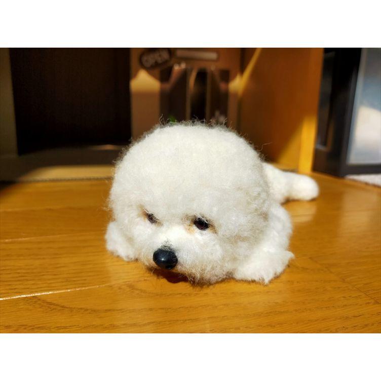 オーダーメイド うちの子そっくり人形 羊毛フェルト ぬいぐるみ オーダー 犬 猫 ペットロス うちの子グッズ Tanomake タノメイク 欲しいものが頼めるオーダーメイド特化型オンラインマーケット ペットロス 犬 犬 ぬいぐるみ