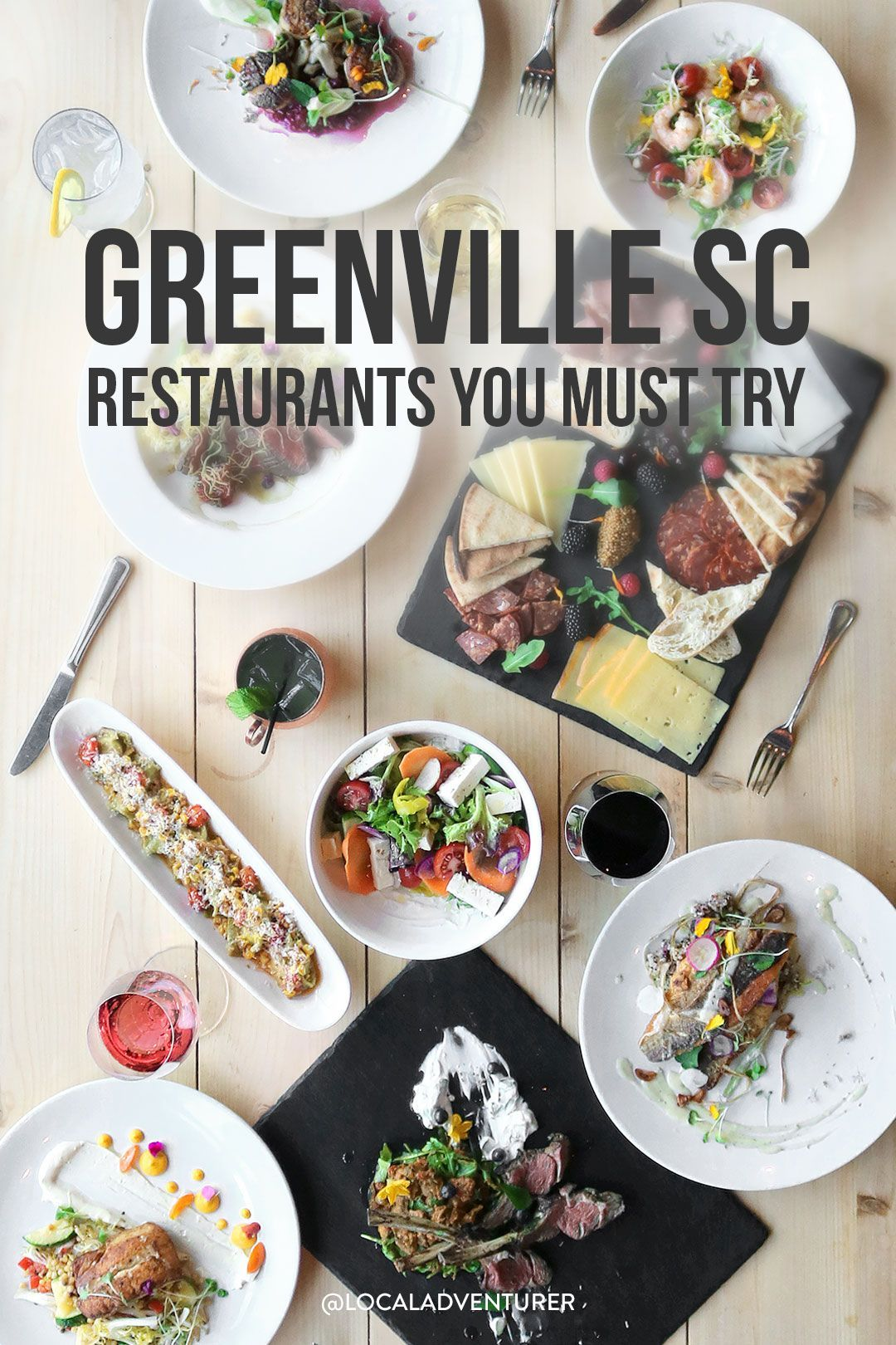 13 Absolutely Amazing Places To Eat In Greenville Sc Local Adventurer In 2020 Places To Eat Best Places To Eat Greenville Sc Restaurants