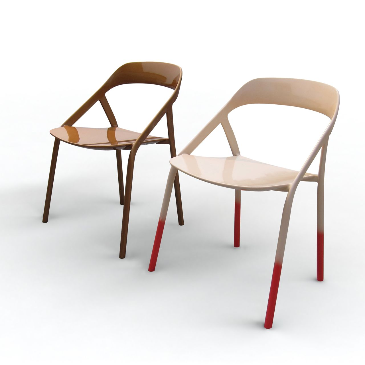Carbon Fiber Chair  I  Design: Michael Young Producer: Coalesse