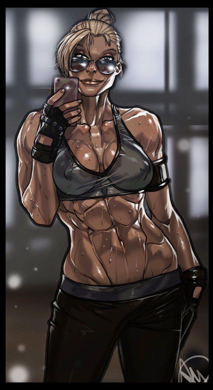 Cassie Cage Ganassa Mortal Kombat The Hentai World