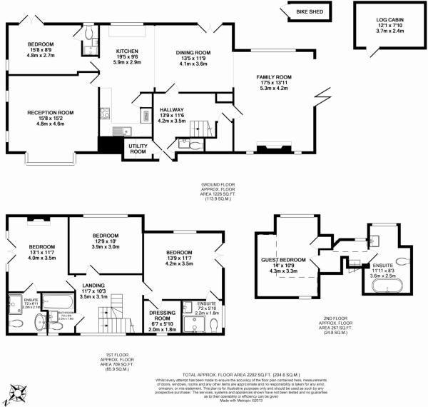 Pin On Zoe Alfie Zoopla house floor plan