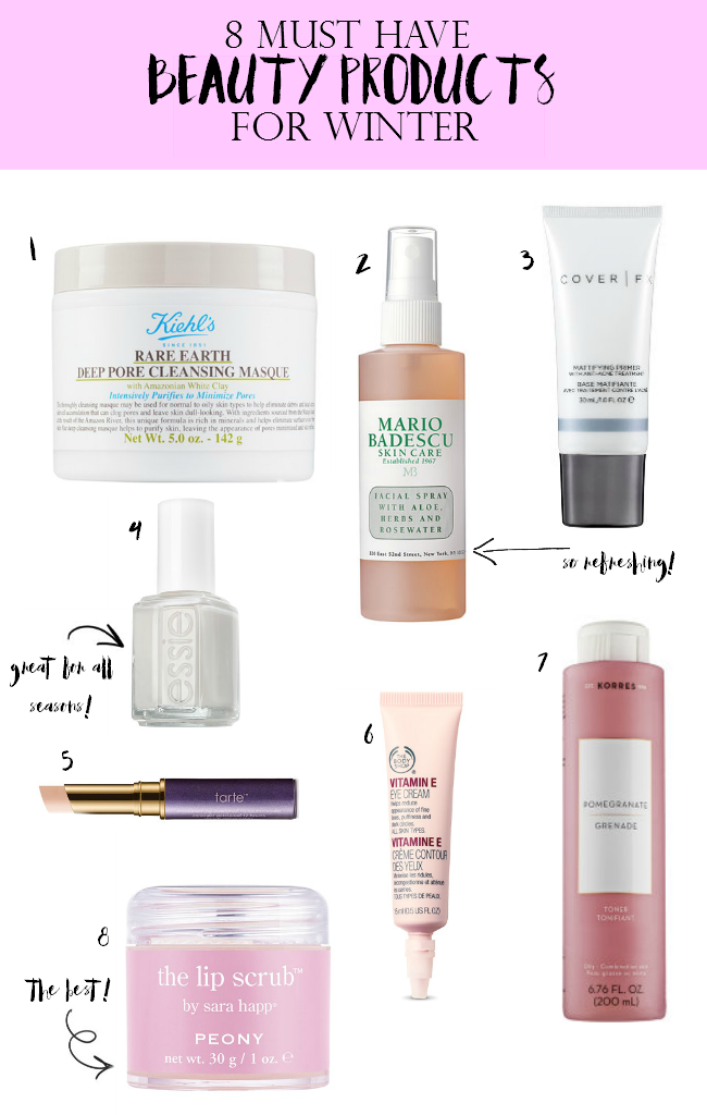 8 Beauty Products For Winter Oily Skin Care Healthy Skin Cream Winter Skin Care