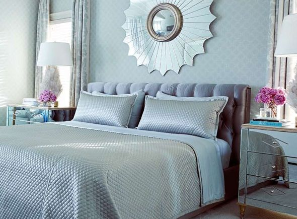 Blue And Gray Bedroom Designs Httpwwwideashomedesigngraypurpleandbluecolors