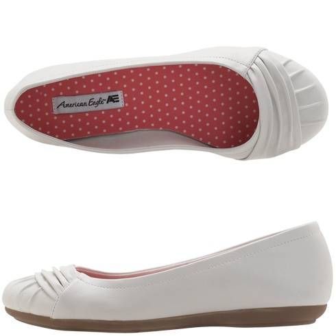 American Eagle Flats at Payless. These