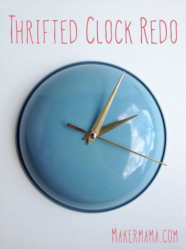 29 Diy Wall Clock Ideas That Will Give Your Interior A Unique Look