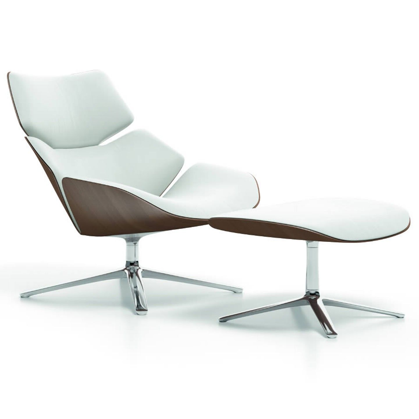 Shrimp Lounge Chair Stuhl Design Zeitgenössische Möbel Lounge Chair