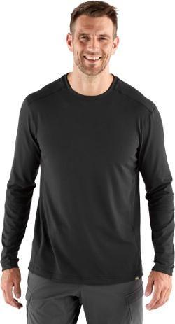 a68a5eb4 REI Co-op Men's Sahara Long-Sleeve T-Shirt Quiet Shade Heather XXL ...