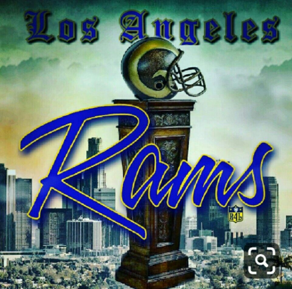 Pin by Mark Garcia on LOS ANGELES RAM'S We Came We Saw And