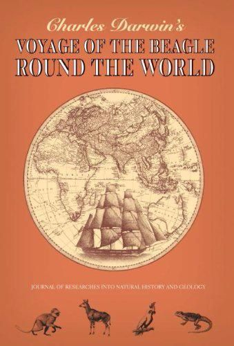Published His First Book The Voyage Of The Beagle Round The World