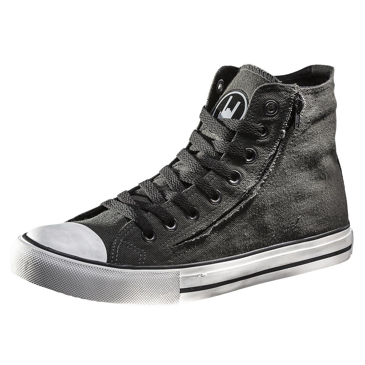 """Cooleimmat tennarit mitä markkinoilta löytyy - Black Premium by EMP """"Zip Sneaker"""": http://www.emp.fi/black-premium-by-emp-zip-sneaker-tennarit/art_287525/?campaign=emp/fi/sm/pin/promotion/desk/15112014-287525"""