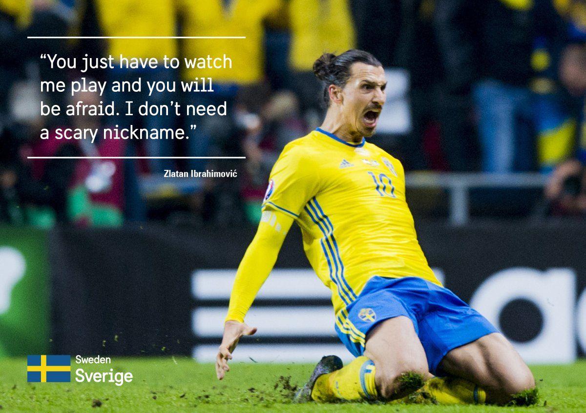 Zlatan Zlatan Quotes Zlatan Ibrahimovic Soccer Quotes