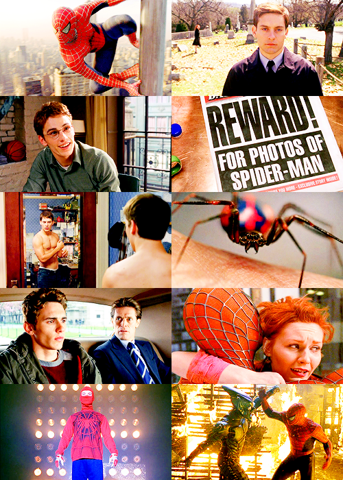 Pin By Joseph Kwest Cruz On Celluloid Heroes Villains Spider Man Trilogy Spiderman Movie Spiderman 2002