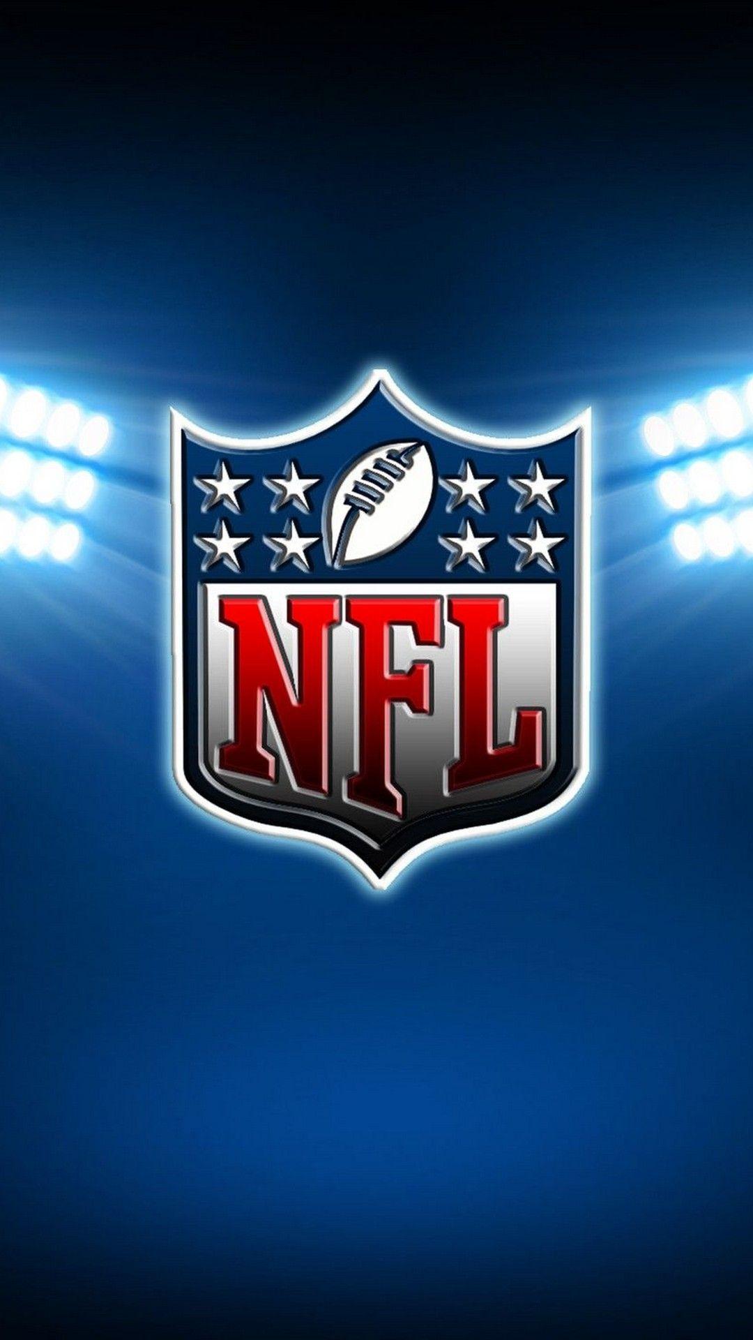 NFL iPhone 6 Wallpaper Nfl season, Nfl logo, Nfl football