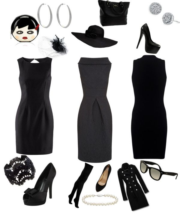 """""""3 Widows"""" by someliketoshop on Polyvore"""