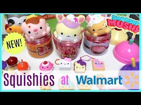 Squishy Mushy Frozen Delights : Squishies at Walmart?! Smooshy Mushy Squishy Review/Unboxing squishies Pinterest Squishies