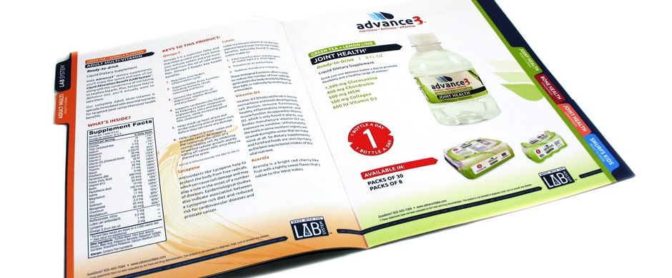 Product Brochure Design - Inside brochure design Pinterest