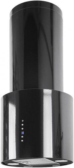 Okap wyspowy Toflesz OK-4 Cylinder 40 czarny