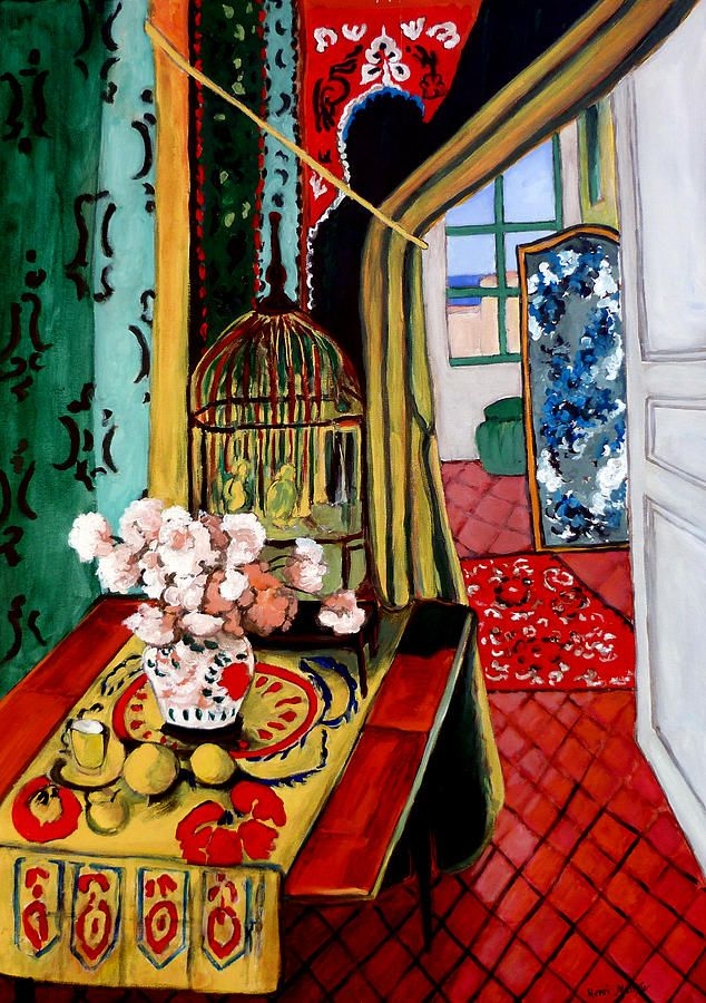 Rooms with a View Henri Matisse