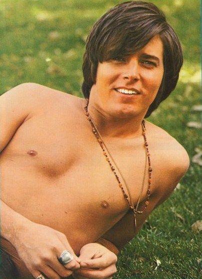 shirtless Bobby sherman