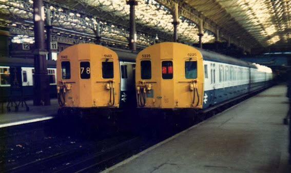 Photo in Other Southern electric and diesel trains in the Eighties - Google Photos