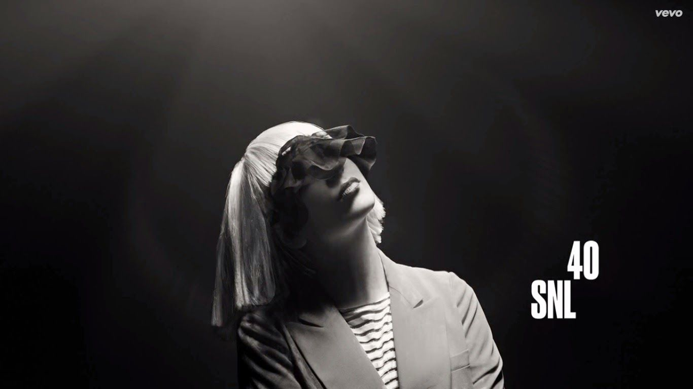 365 Days With Music: Sia - Chandelier ( Live on SNL ) #edm #dance ...
