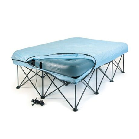 Lcm Direct Low Profile Queen Size Air Mattress Frame At 64