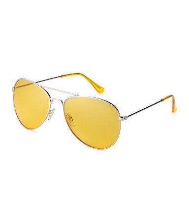 b222f8639e Gafas de sol | Amarillo | Mujer | H&M PE | lentes in 2019 | Sol ...