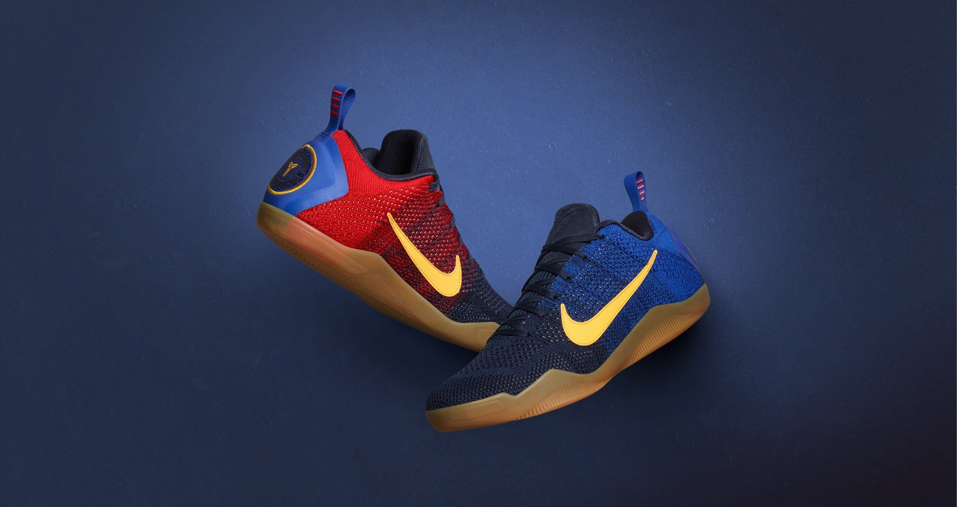 timeless design ac084 7e722 Nike Kobe 11 Elite Low Mambacurial  Racer Blue   University Red  Release  Date. Nike+ SNKRS