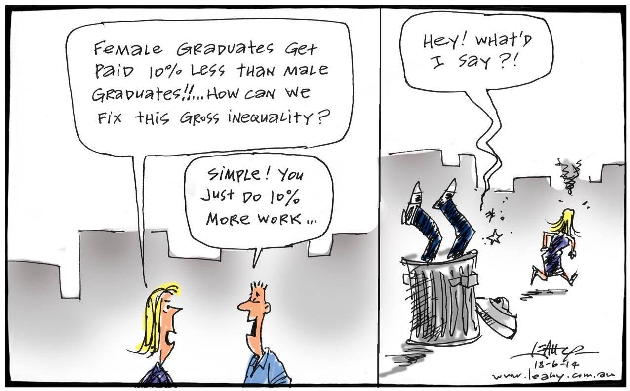 Equal Payback. #auspol