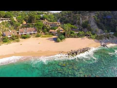 YouTube Area videos Costa Brava Pinterest Pine forest and Beach