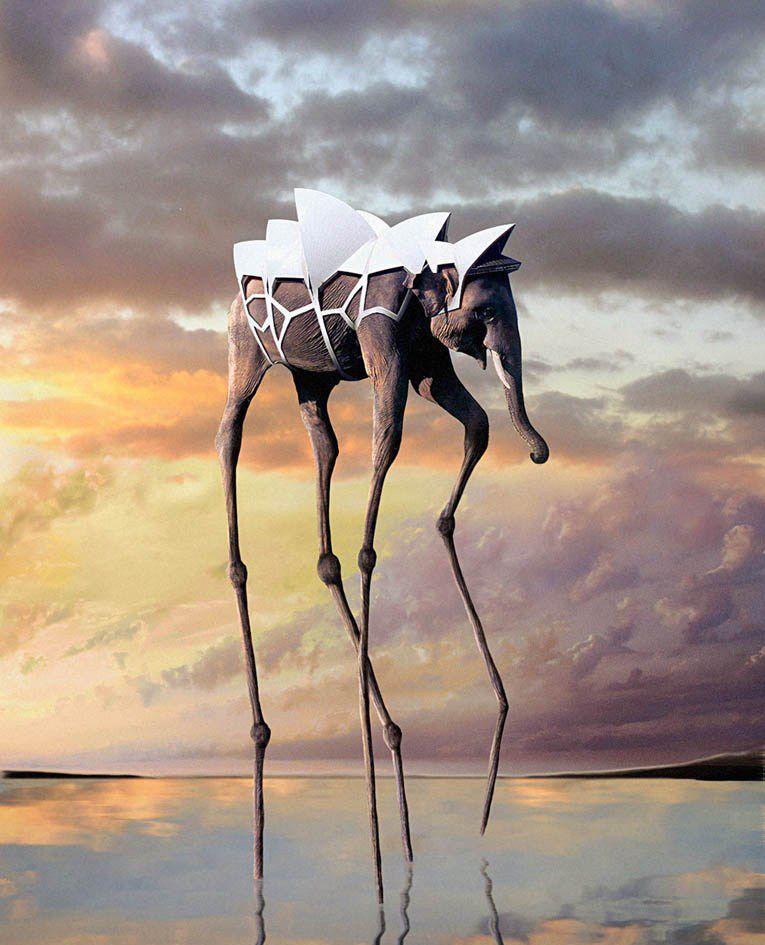Salvador Dali Paintings Surrealism | Surrealistic Painter and ...
