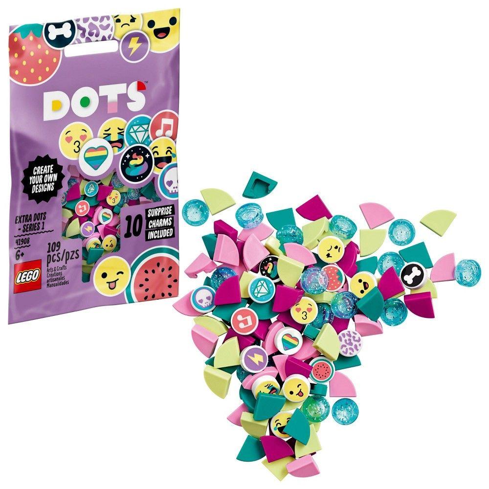 LEGO DOTS Extra DOTS   Series 20 DIY Imaginative Play Craft ...